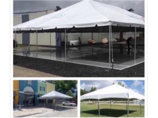 """San Juan Puerto Rico Casas Prefabricadas, CARPAS INDUSTRIALES COMERCIALES 2"""" ALUMINIO"""