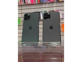 iPhone 11 Pro Desbloqueados Con Garantia, Smart Solutions Repair Puerto Rico