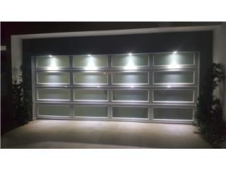 Puertas de Garage 108 X 84, #1 SANTIAGO WINDOW & DOORS Puerto Rico
