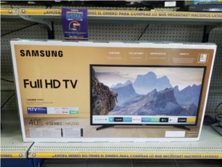 Samsung Full HD TV Smart 40in, La Familia Casa de Empeño y Joyería-Ponce 1 Puerto Rico