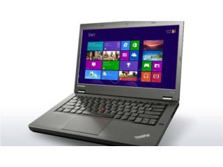 Lenovo T440P 8gb RAM, 120gb SSD, i7 529.99!!!, E-Store PR Puerto Rico