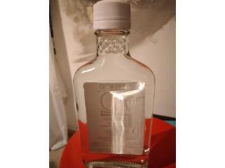 Envases tipo canecas en cristal nuevos 6.8 fl, NEBRIEL ENVASES DE PUERTO RICO Puerto Rico