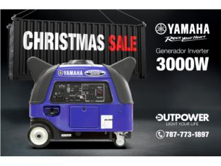 YAMAHA 3000W INVERTER, OUT POWER ENERGY  Puerto Rico