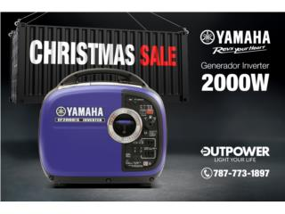YAMAHA 2000W INVERTER, OUT POWER ENERGY  Puerto Rico