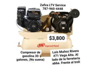Compressor de Gasolina 30 Gal  $3,800 , Zafira LTV Service Corp. Puerto Rico
