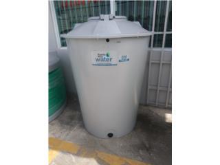 Cisterna 200 galones vertical CKD200, Puerto Rico Water Puerto Rico