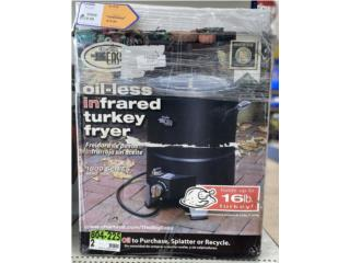 Char-Broil Oil-Less Infrared Turkey Fryer, La Familia Casa de Empeño y Joyería-Carolina 1 Puerto Rico