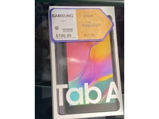 Tablet Samsung Tab A , La Familia Casa de Empeño y Joyería-Bayamón Puerto Rico
