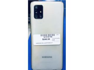 Samsung A71, La Familia Casa de Empeño y Joyería-Ave Piñeiro Puerto Rico