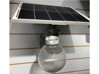 Lámparas Solares de 1300 y 1800 lm, MULTI BATTERIES & FORKLIFT, CORP. Puerto Rico