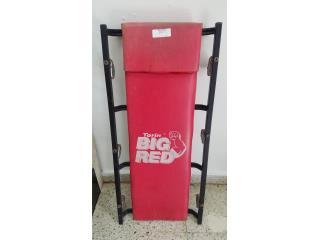 Camilla de mecanico Torin Big Red, LA FAMILIA MANATI  Puerto Rico