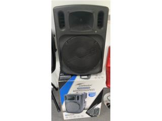 Speaker Audio Pipe 700w $275 OMO, Krazy Pawn Corp Puerto Rico