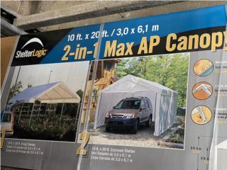 CARPAS 10x20, SP INDUSTRIAL TENTS  Puerto Rico