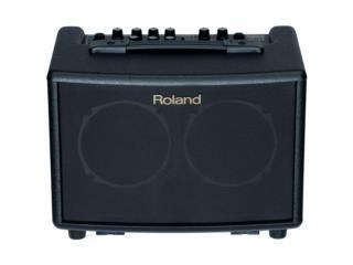 Roland AC‑33 Acoustic Chorus Combo Amp, Cashex Puerto Rico