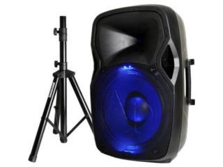 Bocina Amplificada Audio Pipe de 15