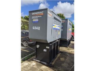 GENERAC INDUSTRIAL 50KW TANK 210G (2018), G.T. Power Division  Puerto Rico