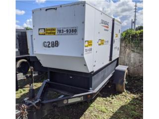 GENERAC MAGNUM MMG55 45kw MOBIL DIESEL 2017, G.T. Power Division  Puerto Rico