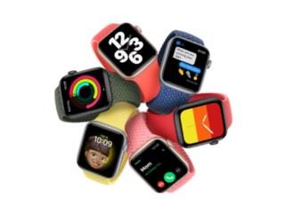 Apple Watch SE & Serie 6, Novafone Puerto Rico