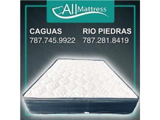 Set Mattress Olympic Ortopédico desde$299 , ALL MATTRESS Puerto Rico