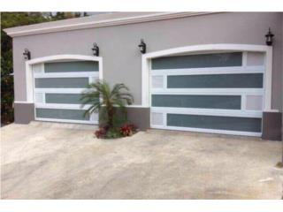 Toa Baja Puerto Rico Tormenteras, Puertas de Garage 108x84