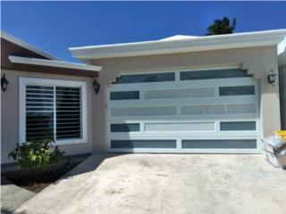 Puertas de Garage 108x84, #1 SANTIAGO WINDOW & DOORS Puerto Rico