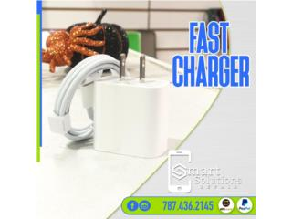 Fast charger iphone , Smart Solutions Repair Puerto Rico
