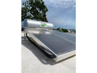 Calentadores Solares y Cisternas Universal, UNIVERSAL SOLAR PROD. CORDERO Puerto Rico