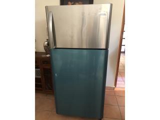 Nevera Frigidaire SS 18pc, Electro Appliance Puerto Rico