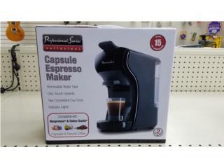 Capsule Espresso Maker , LA FAMILIA MANATI  Puerto Rico