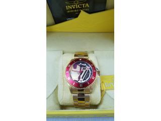 Reloj Invicta Iron Man, LA FAMILIA MANATI  Puerto Rico