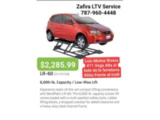Pino Hidraulico LR-60 $2,285,99  Vega Alta, Zafira LTV Service Corp. Puerto Rico