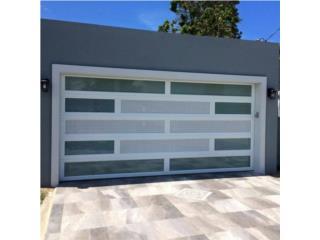 San Juan - Santurce Puerto Rico Calentadores de Agua, Puertas de Garage 108x84