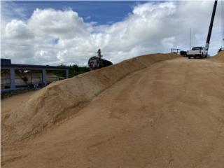 Mogolla clasificada- excelente compactación., BLOQUES CARMELO Puerto Rico