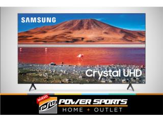 SAMSUNG 50' CLASS 4K UHD HDR SMART, Power Sports Home + Outlet Puerto Rico