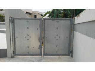 Portones o Puertas en Tola Galv., Pro Fence Puerto Rico