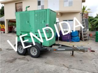 Planta electrica 60k, Clasificados Inflables y mas Puerto Rico