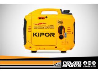 KIPOR INVERTER 1,000W, POWER SPORTS  Puerto Rico