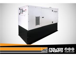 Carolina Puerto Rico Plantas Electricas, Kraftwerk PERKINS-STAMFORD 10KW - 600KW -