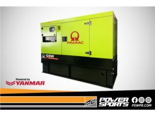 Humacao Puerto Rico Plantas Electricas, PRAMAC 9Kw - 18Mo - 0% APR!
