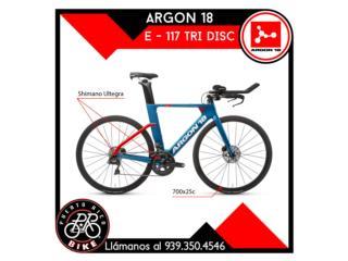 Argon - E-117 Trialo - Disc, PUERTO RICO BIKE Puerto Rico