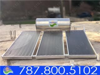 CALENTADOR UNIVERSAL SOLAR ES PRESTIGIO, UNIVERSAL SOLAR - PUERTO RICO        787-800-5102 Puerto Rico