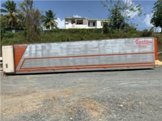 Vagón insulado 48 pies , AGUSTIN CARDONA Puerto Rico