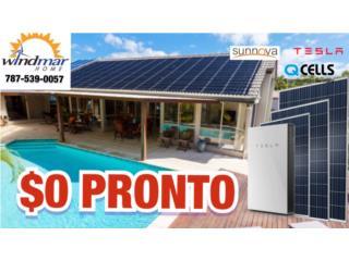 NO DEPENDA DE PLANTAS ELECTRICAS-SE PAGA SOLO, Windmar Home Cambiate a Solar Puerto Rico