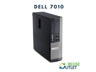 DELL 7010, Reuse Outlet Store Puerto Rico