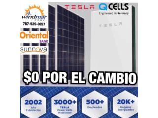 ESTUDIO DE CARGA LIBRE DE COSTO-$0 INVERSION, Windmar Home Cambiate a Solar Puerto Rico