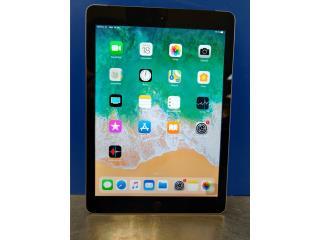 Apple iPad 5th gen. 32gb Wi-Fi y celular $299, La Familia Casa de Empeño y Joyería-Arecibo Puerto Rico