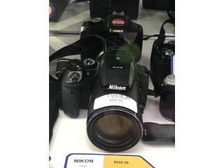 Camara Nikon P900, La Familia Casa de Empeño y Joyería-Bayamón Puerto Rico