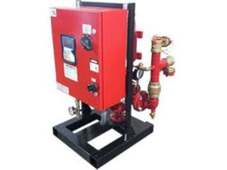 Fire Pump 100GPM, Kineko Energy LLC Puerto Rico