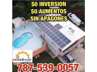 CAMBIA TU PAGO DE LA AEE POR UNO SIN AUMENTOS, Windmar Home Cambiate a Solar Puerto Rico