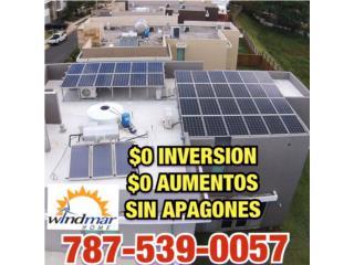 HACEMOS CAMBIOS POR TI EN LA AEE $0 INVERS, Windmar Home Cambiate a Solar Puerto Rico